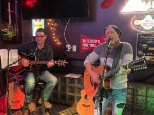 Tim Levene & Steve Pepper