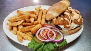 Onion Petal Burger